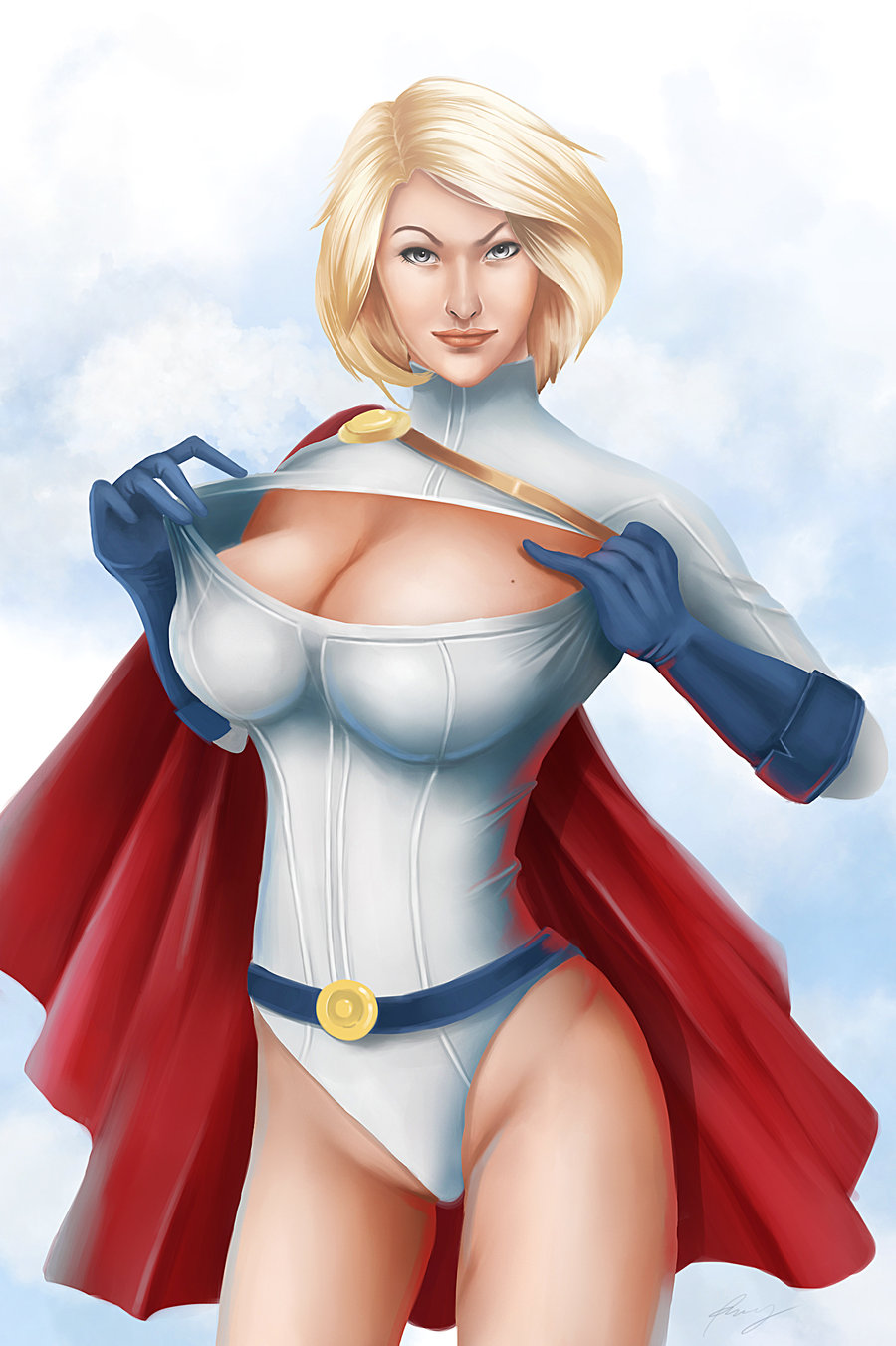 Power Girl (DC Comics) Character Review