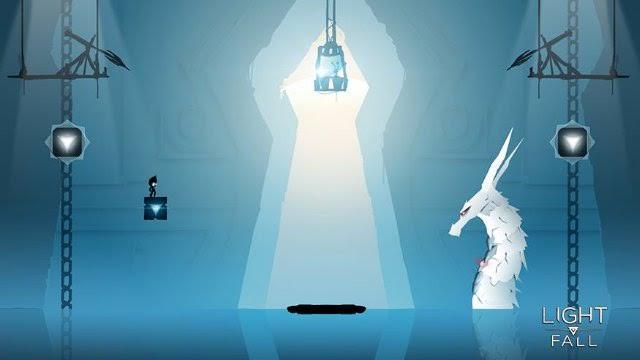Light Fall es un futuro plataformas indie que apuesta por nuevas mecánicas