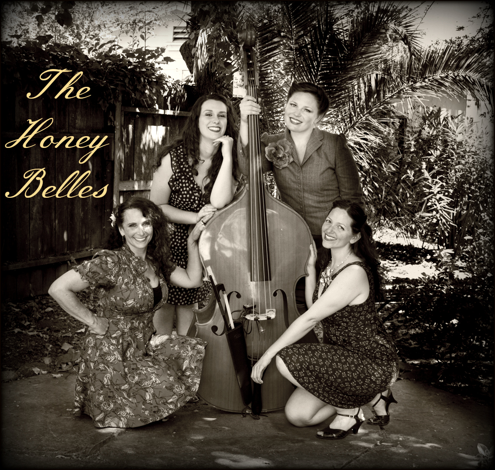 the honeybelles backyard session videos and an upcoming show