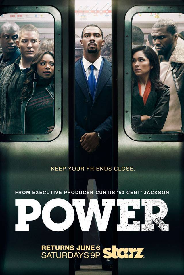 Assistir Power 2x09 - Time's Up Online