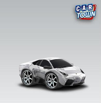 Car Town Lamborghini Reventon 2008