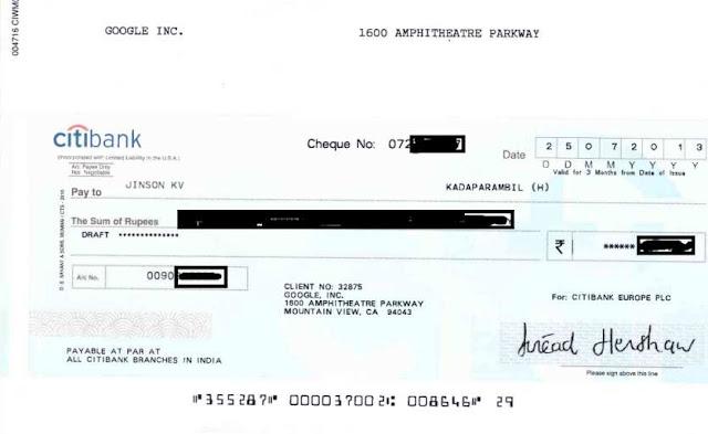 Adsense check in india
