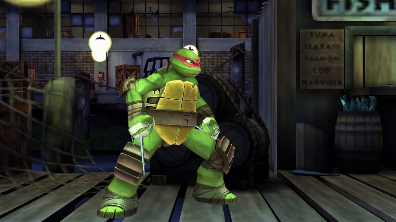 Quot teenage mutant ninja turtles danger of the ooze quot video game