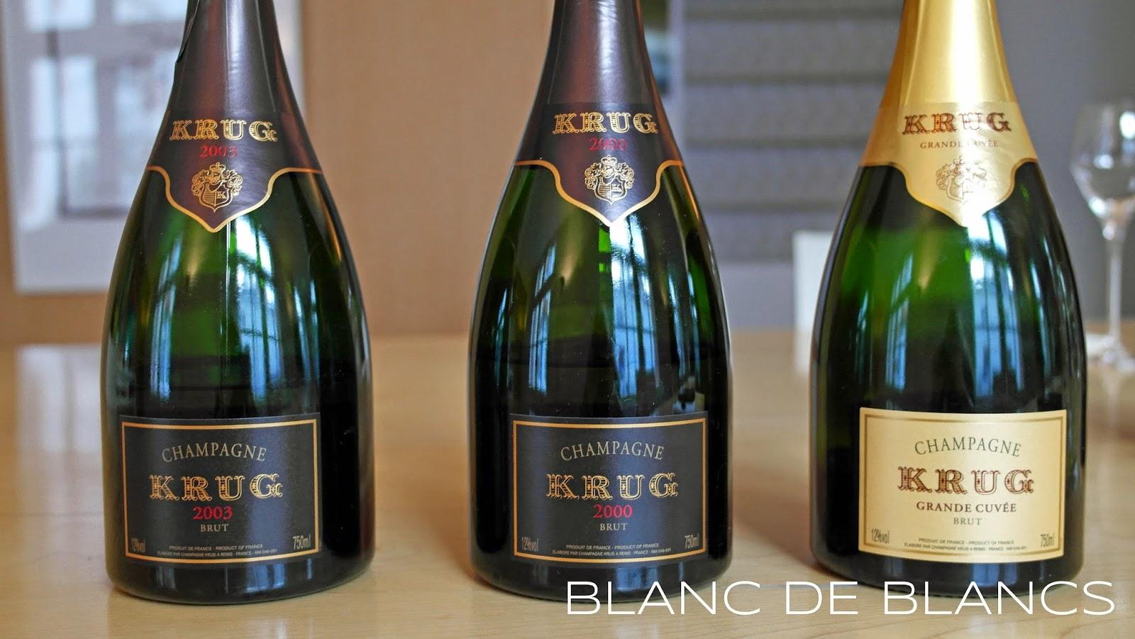 Krug - www.blancdeblancs.fi