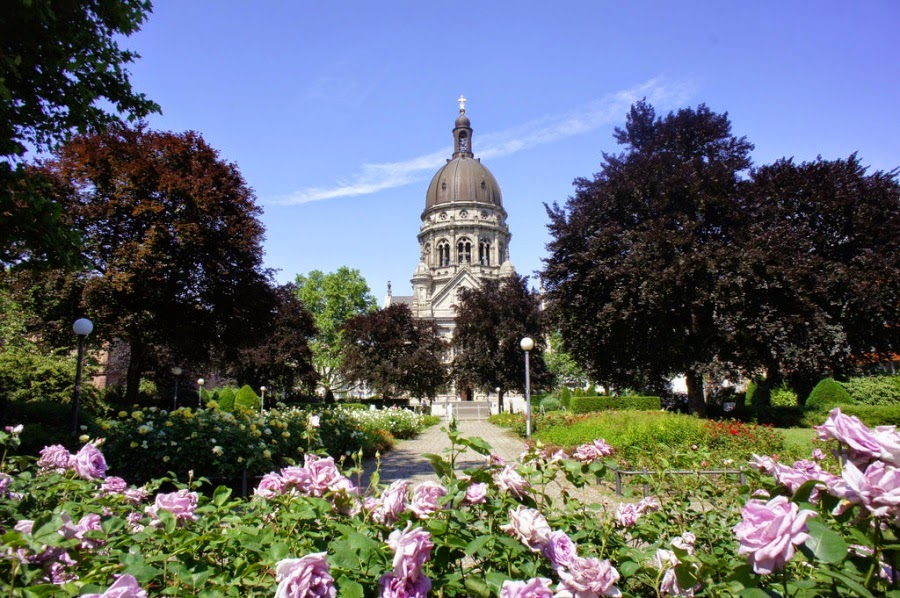 церкви Германии