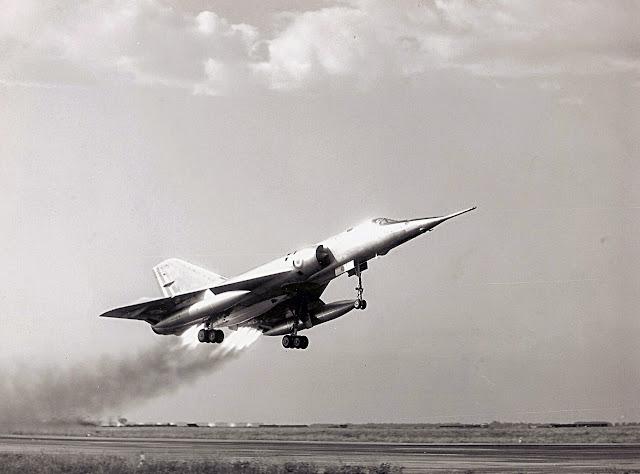 Décollage fusées JATO