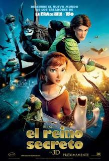 El Reino Secreto (2013) Online