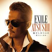 EXILE ATSUSHIMELROSE ~Aisanai Yakusoku (愛さない約束)~ single cover