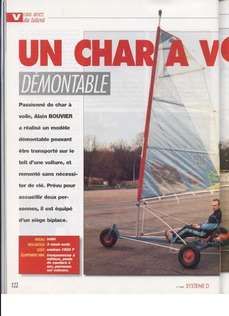 blokart, chart à voile, carrovela, construcción, viento, vela, clase 5.60, windreamer, seagull, handmade