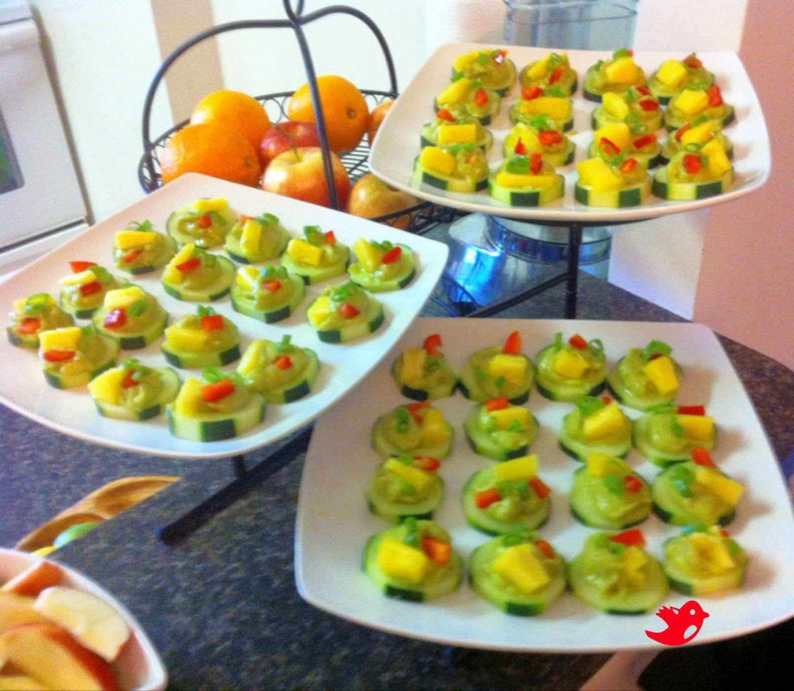 Fresh Fruit Fit: Party Food