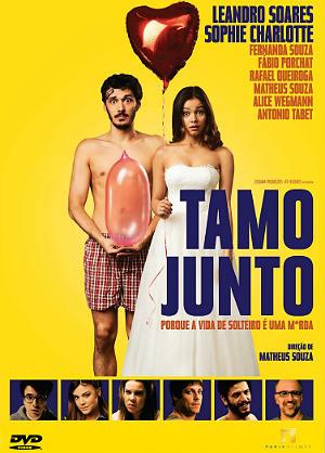 Filme Poster Tamo Junto