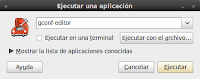 Imagen de cómo sacar las unidades montadas en el escritorio Ubuntu 10.04