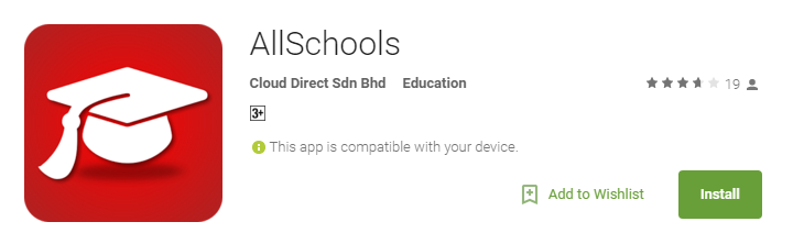 ALL SCHOOLS MOBILE APPS