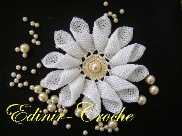 aprender croche flores 100 videos aulas dvd edinir-croche loja curso de croche frete gratis