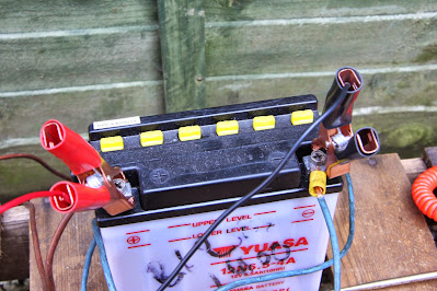 Aprilia RS125 starter relay testing , how to  rs 125 .