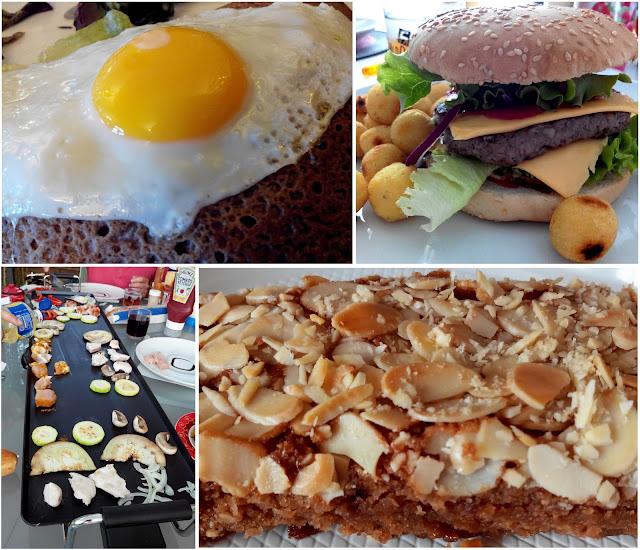 galette, burger, plancha, brownies, bullelodie