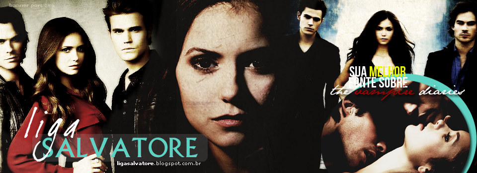 Liga Salvatore | Tudo sobre The Vampire Diaries