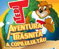 www.aventuratrasnita.ro - Tedi îți face copilul vedetă pe etichetă