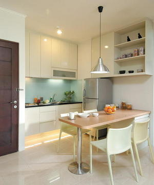 BuildingBlox: Making the Most out of your Tiny Kitchen Space