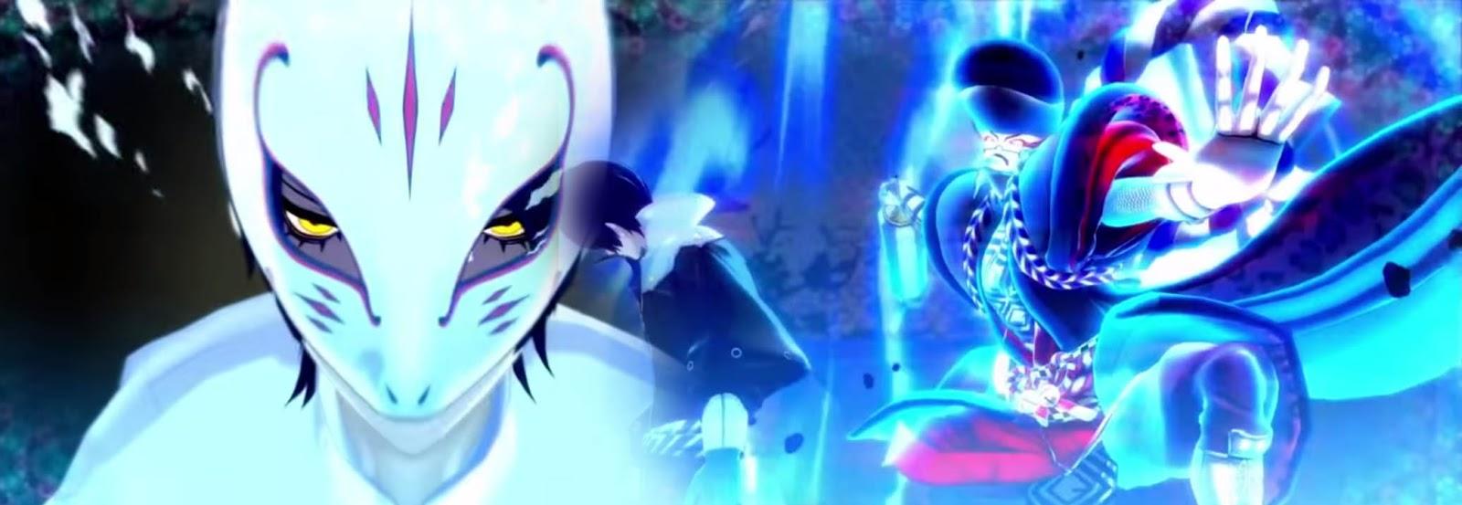 Persona 5 PV 03 Trailer Yusuke Kitagawa and Persona
