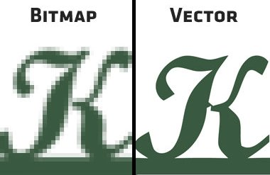 difference between vector and raster graphics Fresh from the bootleg design school of hard knocks and fun times: this is one of the concepts that young designers often struggle with is the concept of vec.