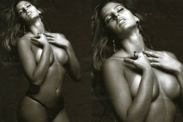Mari Para Ba Nua Na Capa Da Playboy Jogadora De V Lei Assina A