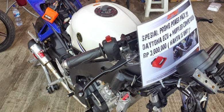 Paket Performa Yamaha R15