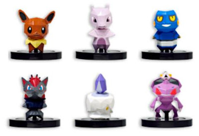 Pokemon NFC figure Part 2 PokeCenJP