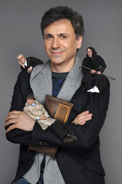 Imagen de José Mota y personajes