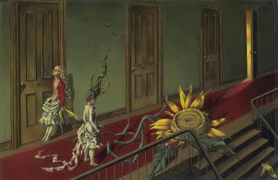 Dorothea Tanning - Eine kleine Nachtmusik, 1943