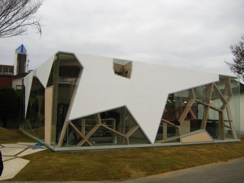 Flav infoarquitectura sumika pavilion toyo ito for Edificios educativos arquitectura