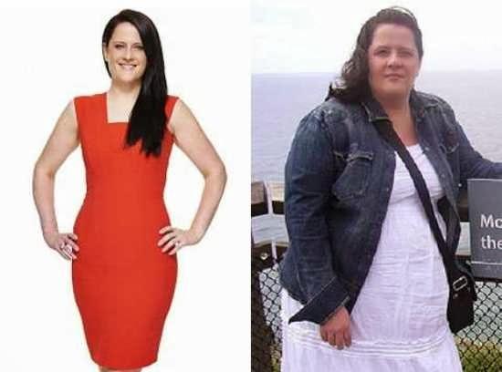 Чтобы расстаться со своим бойфрендом, девушке пришлось стать толстухой