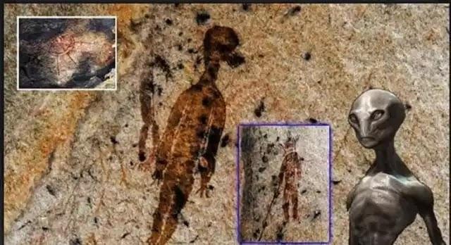 Οι αρχαιολόγοι ανακαλύπτουν επισκέπτες εξωγήινους που χρονολογούνται περισσότερα από 10.000 χρόνια πριν