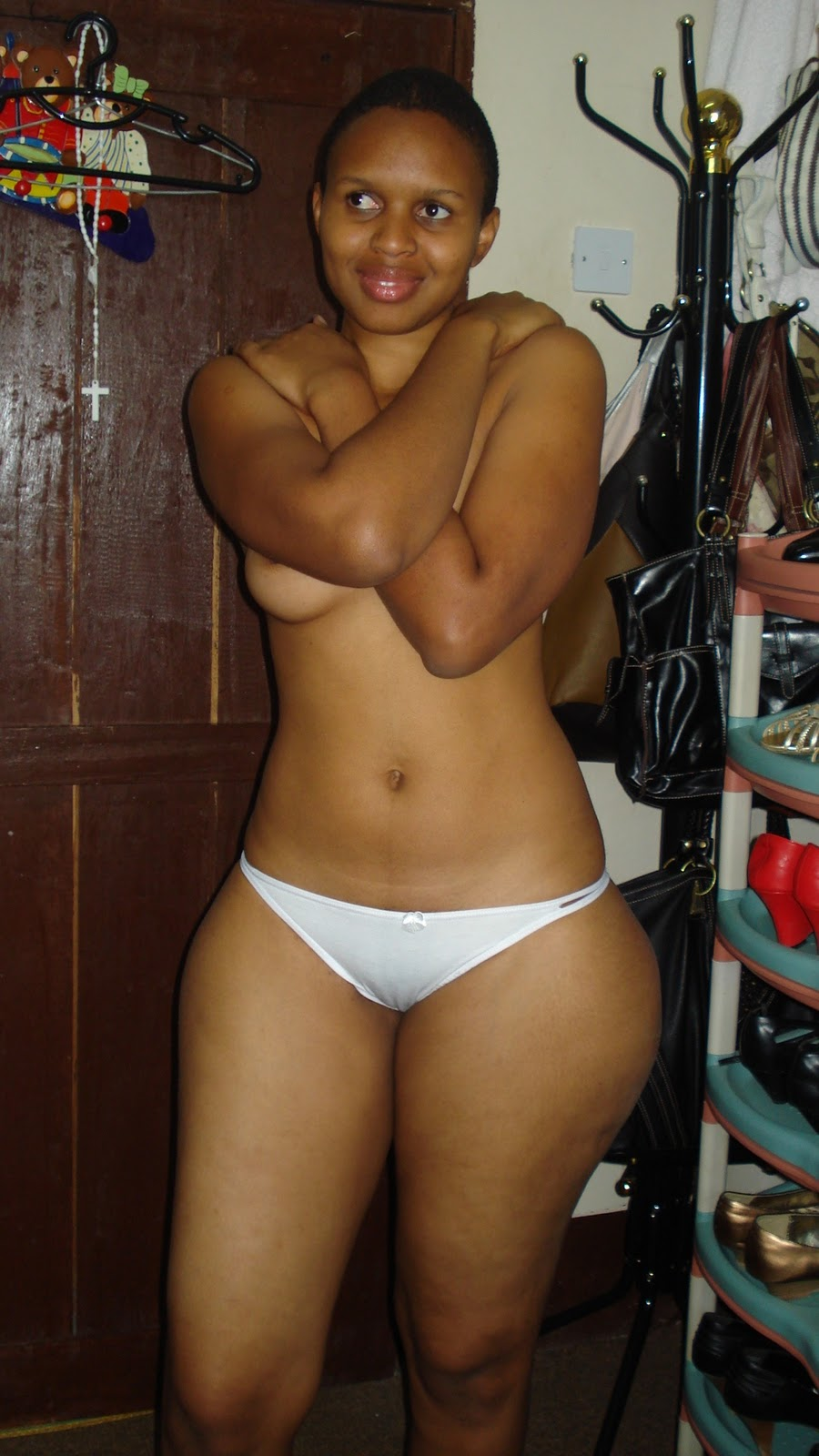 Something Nude black kenyan women