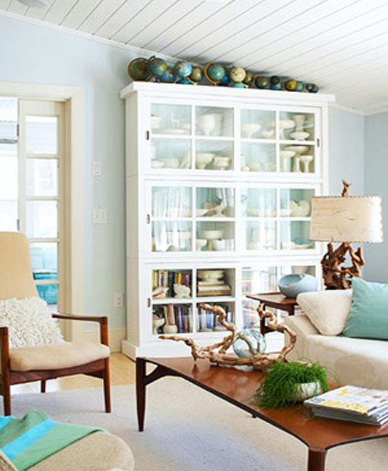 coastal style breaking the rules decorating tips on a budget