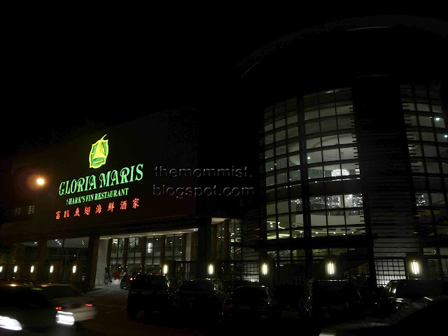 Gloria Maris Greenhills building facade