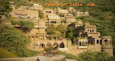 haunted Bhangarh fort picture and photo