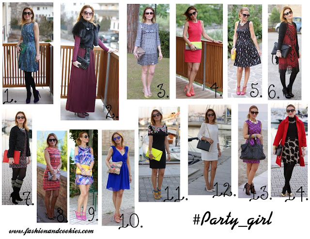 Party girl outfits, Look per le feste, Fashion and Cookies, fashion blogger, fashion blog