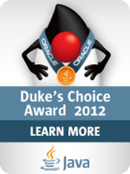 Duke's Choice Award 2012 LAD