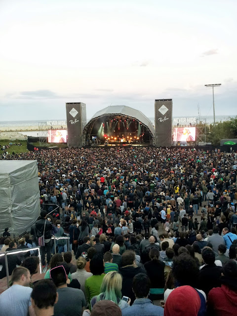 The Vaccines en Primavera Sound