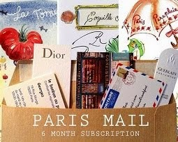 PARIS in yr Mailbox!