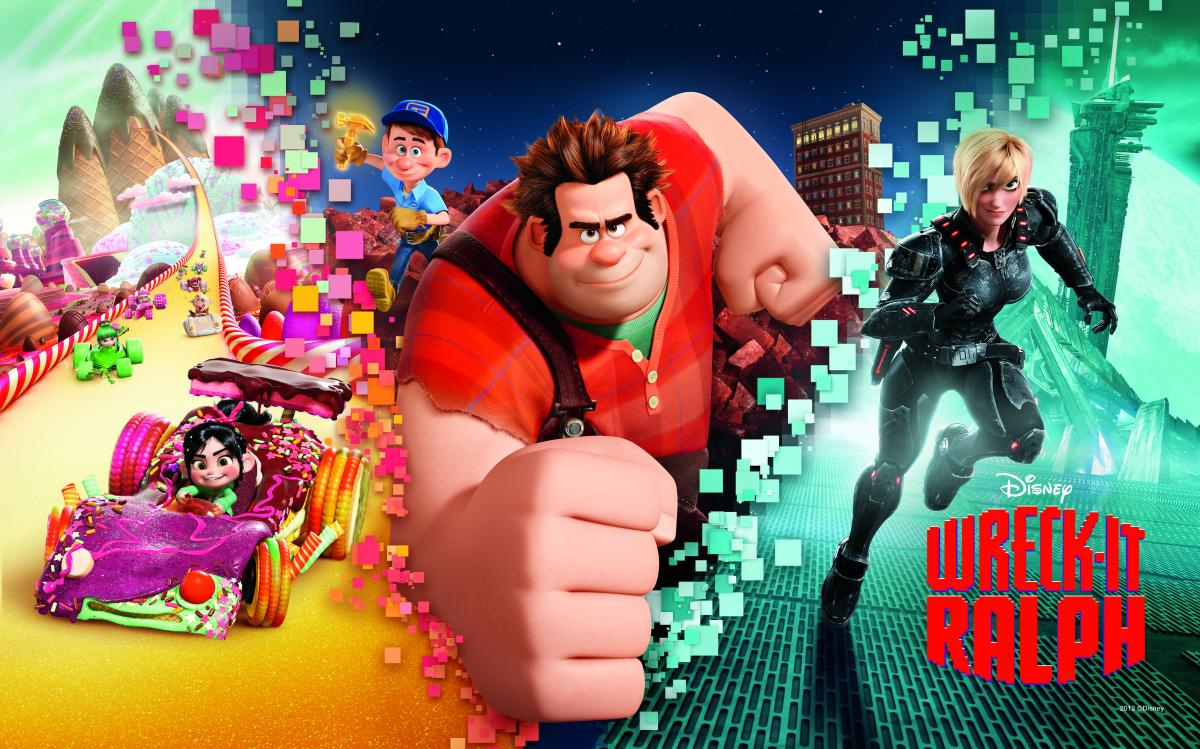 Blakeonline march 2013 blu ray review wreck it ralph collectors edition kristyandbryce Choice Image