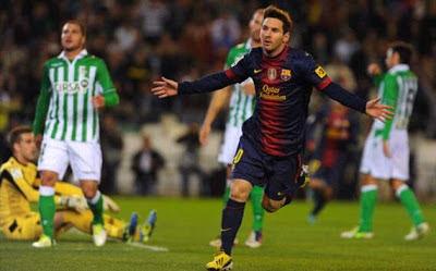 Messi supera la marca de Müller