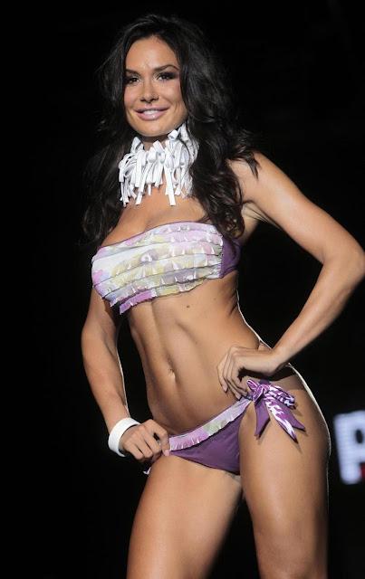 Nicole Minetti bikini
