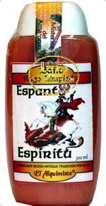 BAÑO DESPOJOS RITUAL ESPANTA ESPÍRITUS