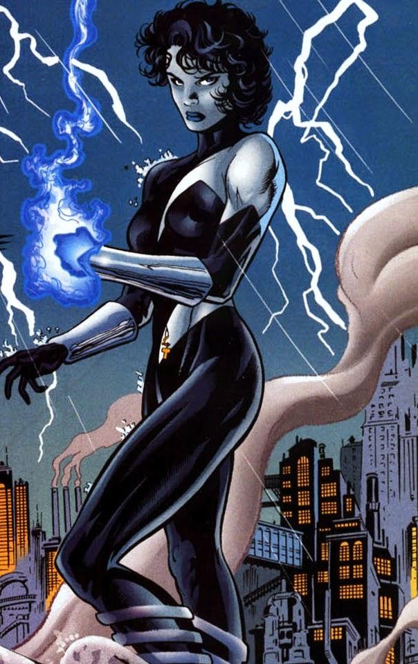 Argent - DC Comics