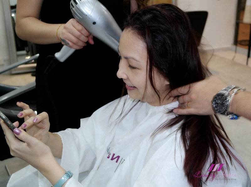 celebrity lifestyle blogger reviews singapore top japanese salons