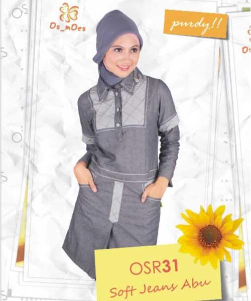 Blus Muslimah Oesmoes OSR31