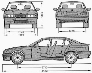Car Reviews BMW E36 323i AT