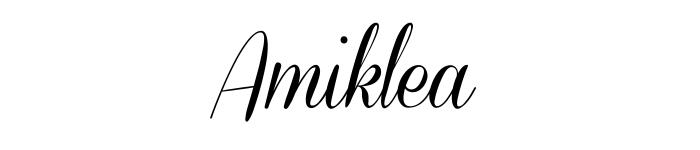 Amiklea